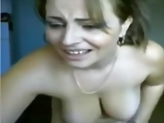 Mom is dancing on cam - Private Home Clips