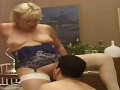 Granny and young man - 21 video