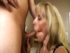facial, mother, blowjob, milf, cumshot, fellatio, mature, orgasm