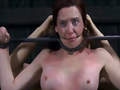 Xhamster Movie:Cute redhead tortured 2