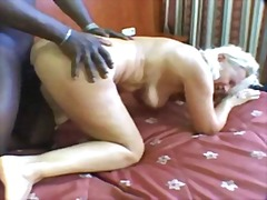 mature, interracial, milf, granny,