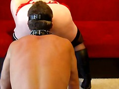 German fat mistress fu... video