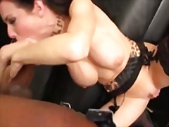 Veronica avluv hottest interracial ga...