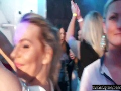 Party girls have fun i... video