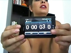 Xhamster - Big tits joi cum on time