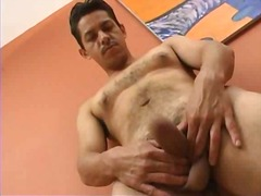 See: Nasty guy solo wanking