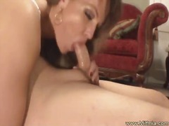 cougar, mother, mommy, homemade