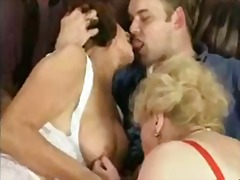 German mature orgy pt.2