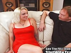 cum, milf, vaginal, couple, blonde