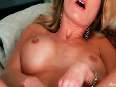 Thumb: Randy moore models her...