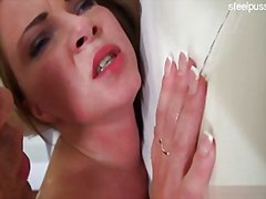 couple, masturbation, redhead, latin