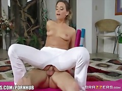 Brazzers, stretching, ... video