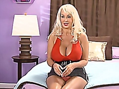 Brittany O'Neil  - busty Interview-