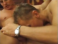 Hot guys in uniform sucking & fucking