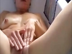 saggy, masturbation, mature