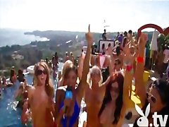 Nude chicks party with lmfao! - 03:03