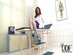 See: High heels and white p...