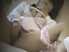 Voyeur Hit Movie:Busty Japanese teen masturbate...