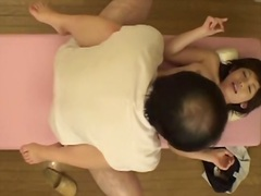 Sweet Japanese gets fu... - Voyeur Hit