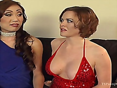 Venus Lux and Krissy Lynn video