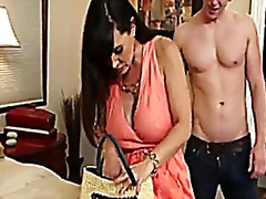 Lisa Ann hot busty mil... video