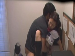Voyeur Hit Movie:Jap hottie screwed and filled ...