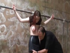 breasts, dirty, filthy, torture