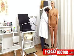 fetish, speculum, exam, enema, gyno, shot