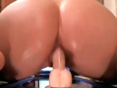 masturbation, dildo, webcam