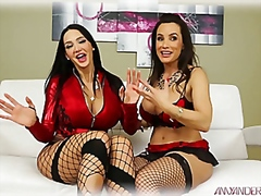 Vporn Movie:Amy Anderssen & Lisa Ann hot l...
