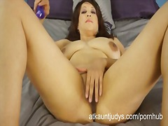 masturbation, mother, toy, black, orgasm, ebony, vibrator, milf, strip