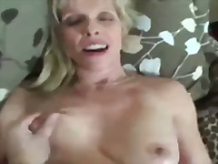 mother, blonde, missionary, pov, milf
