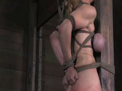 whip, flexible, darling, blonde, caning