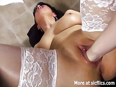 fetish, tits, couple, amateur, milf,