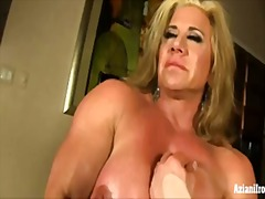 Wanda moore female bod... video