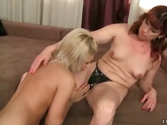 mature, old, lezzy, mom, lesbos