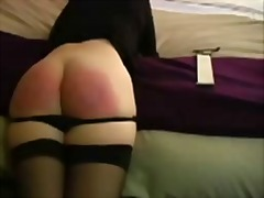 brunette, punishment, ass, flogging, pain, subbed, bdsm