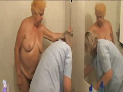 PornHub Movie:Granny 86yo is prepared to fuc...