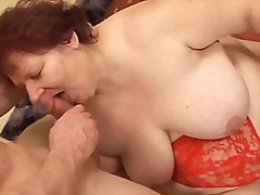 milf, straight, boobs, granny, big, bbw