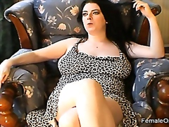 Big Boobed Babe Solo F... video