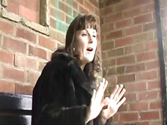English milf persuaded... preview