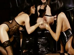 Tube8 - Lena cova threesome le...