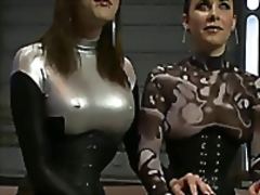 Katie St. Ives and Eva... video