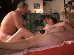 threesome, amateur, amazing, wife,