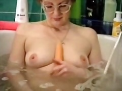 dildo, playing, amateur, wife, video