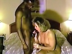 wife, black, hotel, mature,