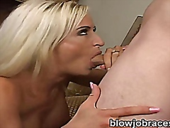 Lauren Kain Blowjob Races