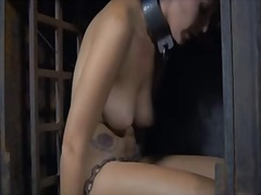 Ah-Me Movie:Babe gets lusty cunt prodding