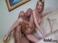facial, big boobs, tits, milf, boobs, cumshot, blonde