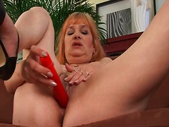 older, blonde, cougar, mommy, milf,